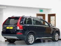 USED 2010 N VOLVO XC90 2.4 D5 Executive Geartronic AWD 5dr SAT NAV + HEATED LEATHER
