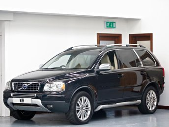 2010 VOLVO XC90 2.4 D5 Executive Geartronic AWD 5dr £9995.00
