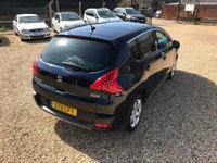 USED 2011 11 PEUGEOT 3008 1.6 HDi FAP Exclusive EGC 5dr Panoramic Glass Roof