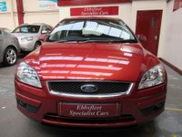 USED 2007 07 FORD FOCUS 1.6 Ghia 5dr ***TRADE SALE TO CLEAR***