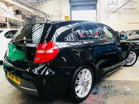 USED 2008 08 BMW 1 SERIES 2.0 118d M Sport 5dr 12 MONTHS MOT TIDY CONDITION