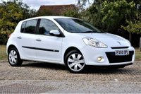 USED 2010 60 RENAULT CLIO 1.2 16v Expression 5dr IDEAL CITY CAR