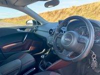 USED 2012 62 AUDI A1 1.6 TDI Sport Sportback 5dr MEDIA! FSH! LOW ROAD TAX!