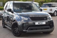 USED 2019 LAND ROVER DISCOVERY 3.0 HSE 5dr URBAN COMMERCIAL VAN