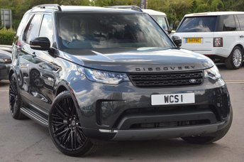 2019 LAND ROVER DISCOVERY 3.0 HSE 5dr £59990.00