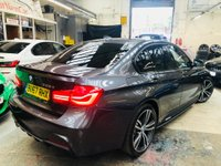 USED 2017 67 BMW 3 SERIES 3.0 335d M Sport Auto xDrive (s/s) 4dr HEADS UP DISPLAY