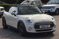 USED 2016 16 MINI CONVERTIBLE 1.5 Cooper (s/s) 2dr £9,000 OF OPTIONS* LEATHER