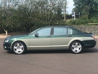 USED 2006 BENTLEY FLYING SPUR FLYING SPUR 6.0 W12 AUTOMATIC 551bhp