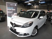 2014 RENAULT SCENIC 1.5 DYNAMIQUE TOMTOM ENERGY DCI S/S 5d 110 BHP £6690.00
