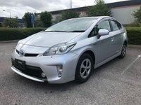 2014 TOYOTA PRIUS 1.8 HYBRID VVTI T4 AUTO 5 SEATS £10950.00
