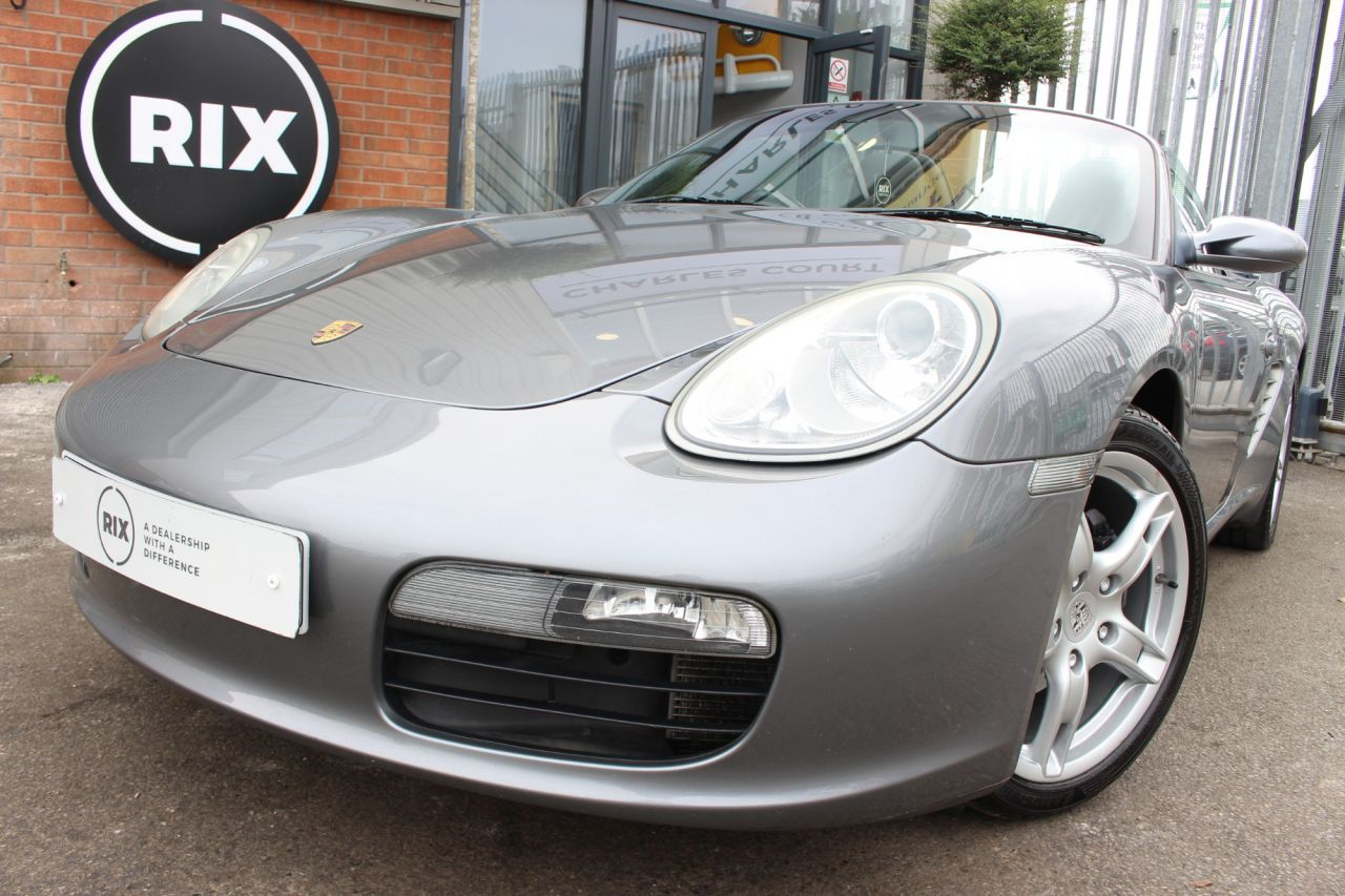 Used PORSCHE BOXSTERfor sale