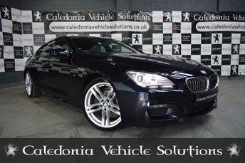 2013 BMW 6 SERIES 3.0 640D M SPORT GRAN COUPE 4d AUTO 309 BHP £18888.00
