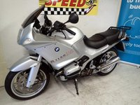 USED 2001 51 BMW R1150 RS