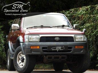 1993 TOYOTA HI-LUX