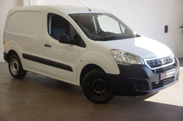 2017 17 PEUGEOT PARTNER 1.6HDI 75 625S BLUE HDI S LOW MILEAGE **SOLD**