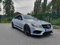 USED 2014 63 MERCEDES-BENZ E-CLASS 2.1L E250 CDI AMG SPORT 2d AUTO 205BHP FULLY LOADED WITH EXTRAS 7G-TRONIC Including AMG SPORTS PACKAGE PLUS