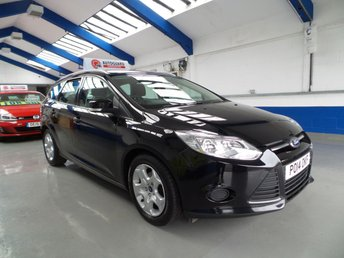 2014 FORD FOCUS 1.6 TDCi Edge (s/s) 5dr £5695.00