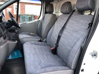 USED 2014 14 RENAULT TRAFIC 2.0 SL27 DCI SWB 115 BHP LOW MILEAGE