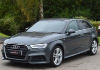 USED 2017 17 AUDI A3 2.0 TDI S LINE 5d 184 BHP *VIRTUAL DASH+MORE* ***TECHNOLOGY PACK*** ***VIRTUAL COCKPIT***