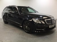 USED 2012 62 MERCEDES-BENZ E CLASS 3.0 E350 CDI BLUEEFFICIENCY S/S SPORT 5d AUTO 265 BHP