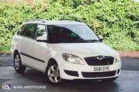 USED 2011 61 SKODA FABIA 1.6 SE PLUS TDI CR 5d 74 BHP *1 OWNER* FULL SERVICE RECORDS* 1 YEAR MOT*