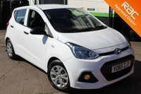 USED 2015 65 HYUNDAI I10 1.0 S BLUE DRIVE 5d 65 BHP VIEW AND RESERVE ONLINE OR CALL 01527-853940 FOR MORE INFO.