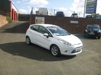 USED 2012 12 FORD FIESTA 1.2 ZETEC 5d 81 BHP * LOW INSURANCE GROUP *
