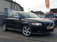 USED 2010 10 VOLVO S40 2.0 D R-DESIGN 4d 136 BHP AS ALWAYS ALL CARS FROM EDINBURGH CAR STORE COME WITH 1 YEARS FULL MOT ,1 FULL RAC INSPECTION SERVICE AND 6 MONTH RAC WARRANTY INCLUDING  12 MONTHS RAC BREAKDOWN RECOVERY FREE OF CHARGE!      PLEASE CALL IF YOU DONT SEE WHAT YOUR LOOKING FOR AND WE WILL CHECK OUR OTHER BRANCHES.  WE HAVE  OVER 100 CARS IN DEALER STOCK