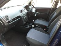 USED 2010 60 FORD FUSION 1.4 ZETEC 5d 80 BHP