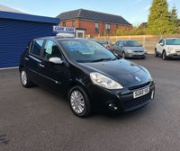 USED 2010 60 RENAULT CLIO 1.1 I-MUSIC 16V 5d 74 BHP Buy with confidence from a garage that has been established  for 26 years.