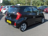 USED 2016 66 KIA PICANTO 1.0 1 AIR 5d 65 BHP BALANCE OF MANUFACTURERS SEVEN YEAR WARRANTY