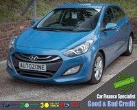 USED 2013 63 HYUNDAI I30 1.6 STYLE NAV BLUE DRIVE CRDI 5d 126 BHP
