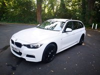 USED 2014 14 BMW 3 SERIES 2.0 320D XDRIVE M SPORT TOURING 5d AUTO 181 BHP CALL OUR SUPER FRIENDLY TEAM FOR MORE INFO 02382 025 888