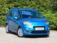 USED 2012 61 CITROEN C3 PICASSO 1.6 PICASSO EXCLUSIVE HDI 5d 90 BHP FINANCE AVAILABLE, LOW MILEAGE
