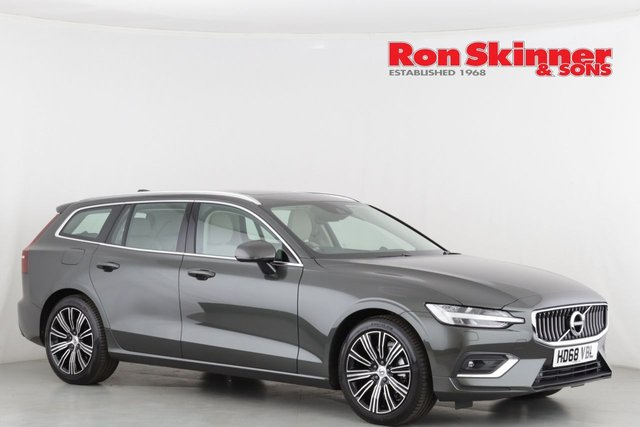 View our 2019 68 VOLVO V60 2.190 D4 INSCRIPTION 5d *Import* with Panoramic Sunroof + Sound System