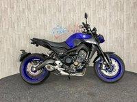 2019 YAMAHA MT-09  MT-09 ABS MODEL 1 OWNER GENUINE LOW MILEAGE 2019 19  £6990.00