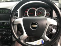 USED 2008 58 CHEVROLET CAPTIVA 2.0 CDTi LTX 5dr (7 Seats) LEATHER+BEST VALUE 7 SEATER!!!