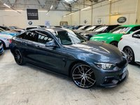 USED 2017 17 BMW 4 SERIES 2.0 420d M Sport Gran Coupe (s/s) 5dr PERFORMANCE KIT 20S FSH 1 OWN