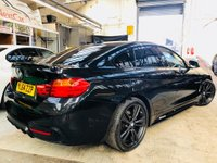 USED 2014 64 BMW 4 SERIES 2.0 420d M Sport Gran Coupe (s/s) 5dr PERFORMANCE KIT 19s FBMWSH