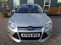 USED 2014 64 FORD FOCUS 1.5 T EcoBoost Titanium X (s/s) 5dr Full Ford History-Nav-Rear Cam