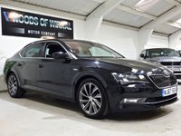 USED 2017 67 SKODA SUPERB 2.0 LAURIN AND KLEMENT TDI DSG 5d AUTO 148 BHP
