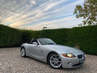 USED 2003 53 BMW Z4 2.5 Z4 ROADSTER 2d 190 BHP