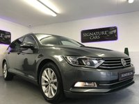 USED 2016 16 VOLKSWAGEN PASSAT 2.0 SE BUSINESS TDI BLUEMOTION TECH DSG 5d AUTO 148 BHP