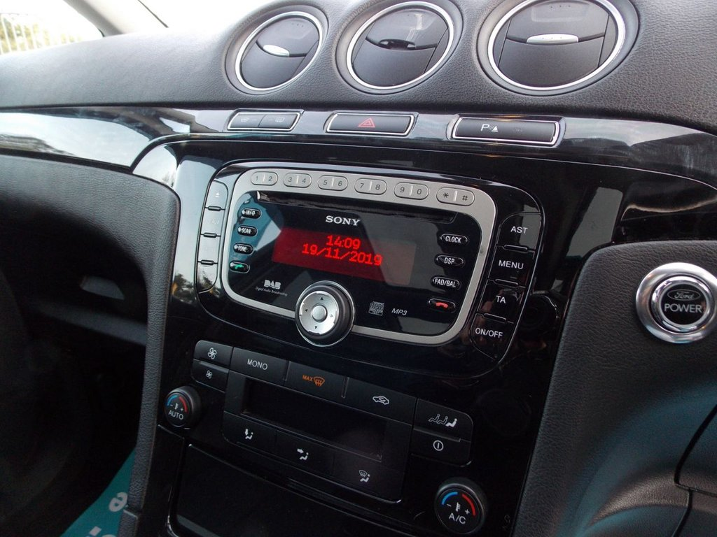 USED 2011 61 FORD GALAXY 2.0 TITANIUM X TDCI 5d AUTO 163 BHP