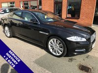USED 2015 15 JAGUAR XJ 3.0 D V6 PORTFOLIO 4DOOR AUTO 275 BHP DAB Radio   :   Satellite Navigation   :   Cruise Control   :   Phone Bluetooth Connectivity     Split Electric Sunroof   :   Front & Rear Heated / Cooling Seats   :   Rear View Camera      Heated Steering Wheel   :   Auto Tailgate   :   Front/Rear Sensors   :   Service History