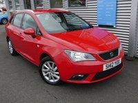2012 SEAT IBIZA 1.4 SE 5d 85 BHP £4280.00