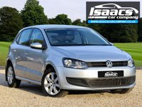 USED 2011 61 VOLKSWAGEN POLO 1.4 SE 5d 85 BHP
