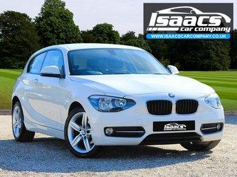 2014 BMW 1 SERIES 1.6 116I SPORT 3d 135 BHP £7845.00