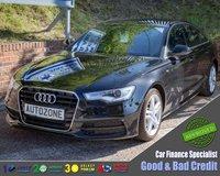 2013 AUDI A6 2.0 TDI S LINE 4d 175 BHP £14995.00