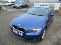 2009 BMW 3 SERIES 2.0 318I SE BUSINESS EDITION 4d 141 BHP £5695.00